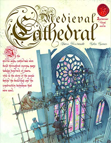 Medieval Cathedral (Paperback): Fiona Macdonald