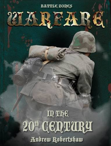 9781906714956: Warfare in the 20th Century (Battle Zones)