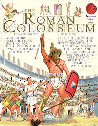 9781906714994: The Roman Colosseum (Spectacular Visual Guides)