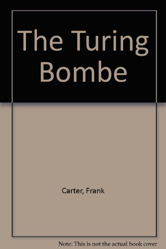 9781906723033: The Turing Bombe