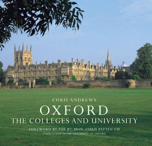 9781906725587: Oxford the Colleges & University