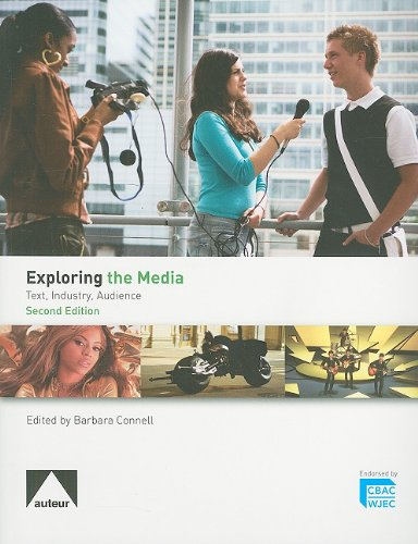 9781906733476: Exploring the Media: Text, Industry, Audience
