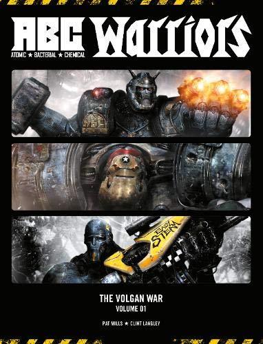 9781906735029: ABC Warriors: Volgan War v. 1