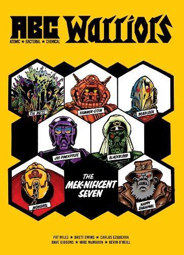 9781906735081: ABC Warriors: Meknificent Seven