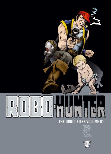9781906735210: Robo-hunter: v. 1