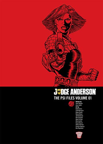 9781906735227: Judge Anderson: Psi Files (Rebellion 2000ad)