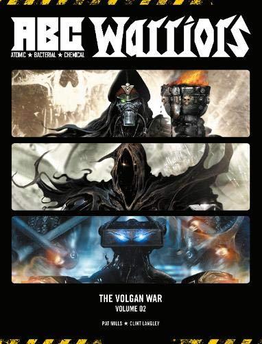 9781906735234: ABC Warriors: The Volgan War. Vol. 2 Volgan War v. 2