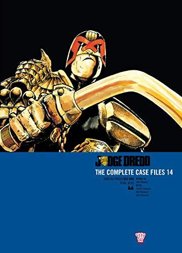 9781906735296: Judge Dredd: v. 14: The Complete Case Files