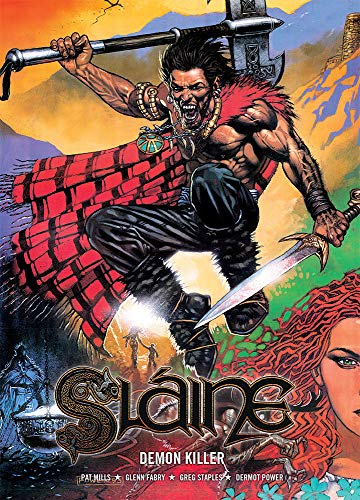 9781906735418: Slaine: Demon Killer (Rebellion 2000ad)