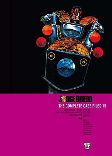 9781906735449: Judge Dredd: Complete Case Files v. 15