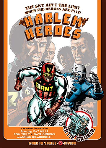 9781906735524: Harlem Heroes