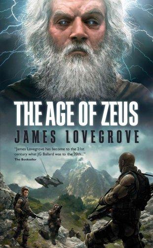 Age of Zeus: Lovegrove, James