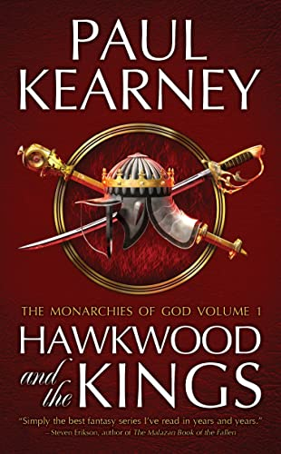 9781906735708: The Monarchies of God: Hawkwood and the Kings Pt. 1