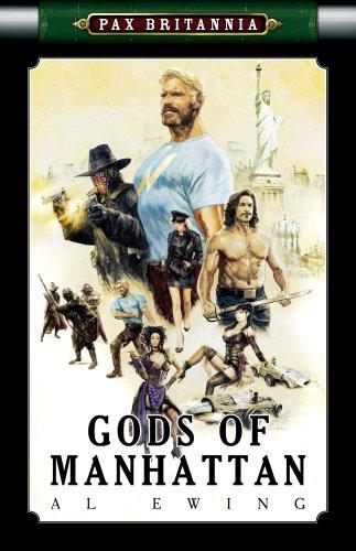 9781906735869: Pax Britannia: Gods of Manhattan