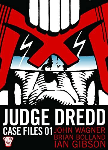 9781906735876: Judge Dredd: Case Files 01