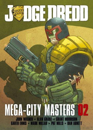 9781906735951: Judge Dredd: MegaCity Masters 02
