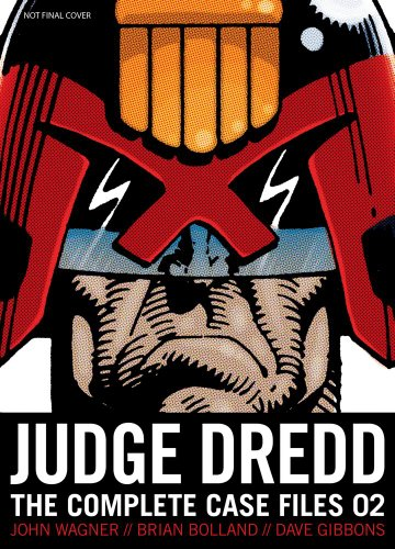 9781906735999: Judge Dredd: The Complete Case Files 2