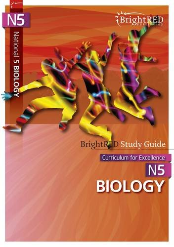 BrightRED Study Guide: National 5 Biology (BrightRED Study Guides): Margaret Cook; Fred Thornhill