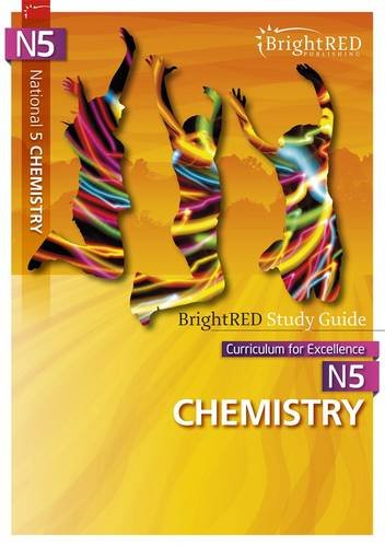9781906736347: BrightRED Study Guide: National 5 Chemistry (BrightRED Study Guides)
