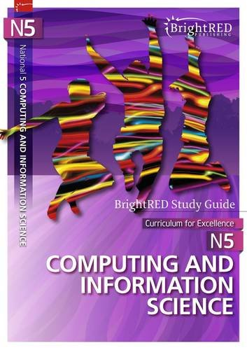 9781906736354: National 5 Computing Science Study Guide (BrightRED Study Guides)