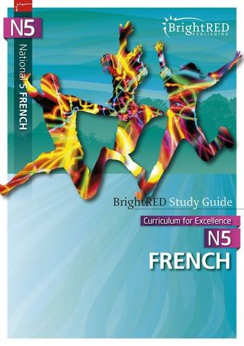9781906736378: BrightRED Study Guide: National 5 French