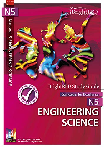 9781906736699: National 5 Engineering Science (Bright Red Study Guide)