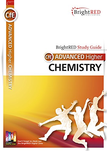 9781906736712: Advanced Higher Chemistry (Brightred Study Guide)