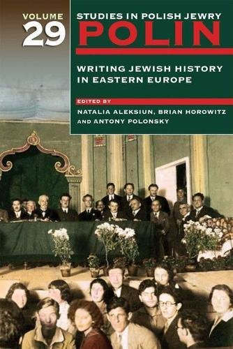 9781906764487: Writing Jewish History in Eastern Europe