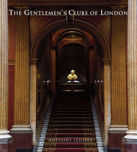 9781906768201: The Gentlemen's Clubs of London