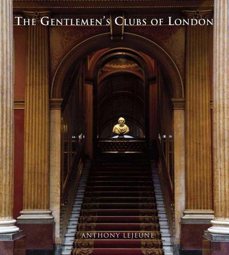 9781906768201: Gentlemen's Clubs of London, the