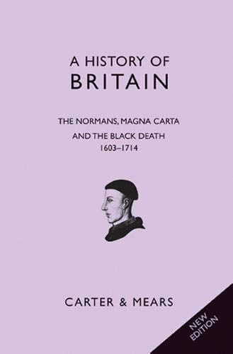 9781906768362: History of Britain:Book II: The Normans, Magna Carta and The Black Death 1066-1485 (Classic British History)