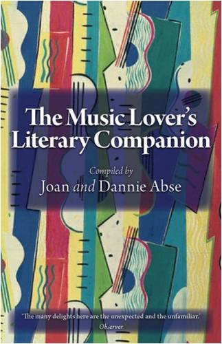 9781906779122: The Music Lover's Literary Companion