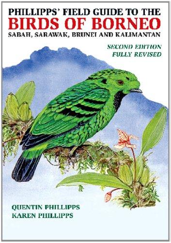 9781906780562: Phillipps' Field Guide to the Birds of Borneo