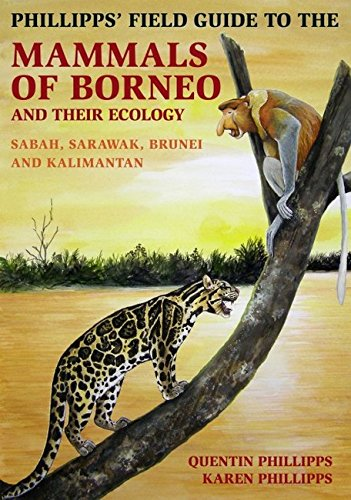 9781906780920: Phillipps' Guide to the Mammals of Borneo and Their Ecology