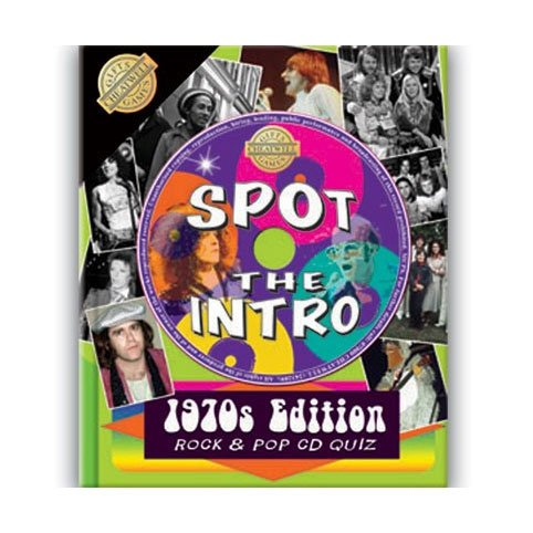 9781906786014: 1970's Rock & Pop Quiz CD/Book - Spot The Intro