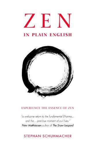 Zen in Plain English: Experience the Essence of Zen