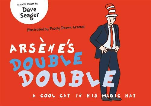 9781906796624: Arsene's Double Double: A Cool Cat in his Magic Hat