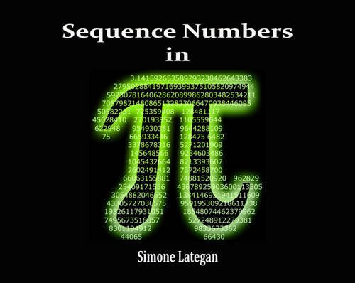 9781906801458: Sequence Numbers in Pi