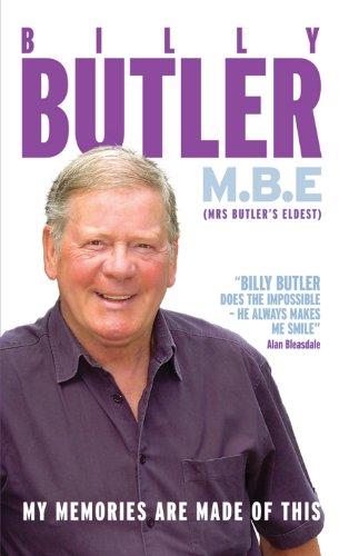 9781906802530: Billy Butler M.B.E