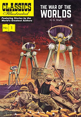 9781906814014: The War of the Worlds (Classics Illustrated)