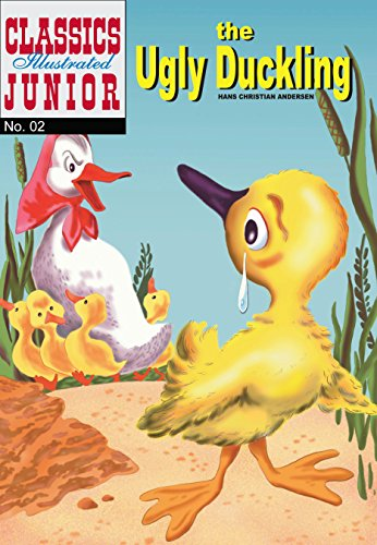 The Ugly Duckling (Classics Illustrated Junior): Andersen, Hans Christian