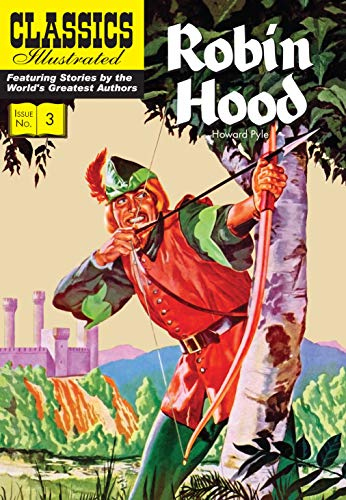 9781906814052: Robin Hood (Classics Illustrated)