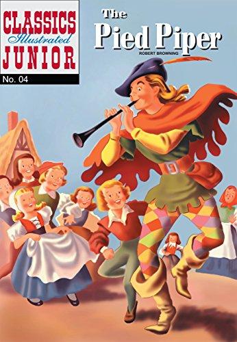 9781906814069: The Pied Piper (Classics Illustrated)