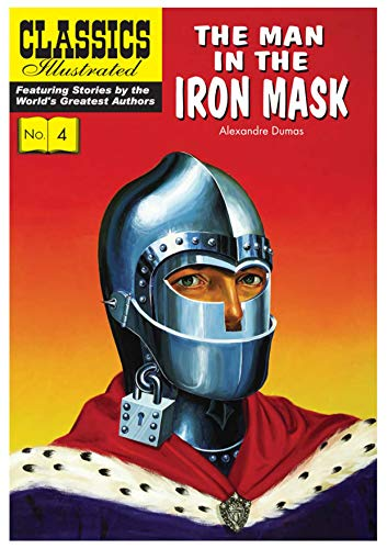 9781906814076: The Man in the Iron Mask (Classics Illustrated)