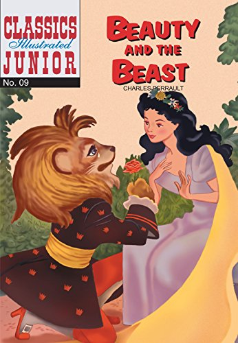 9781906814205: Beauty and the Beast (Classics Illustrated Junior)
