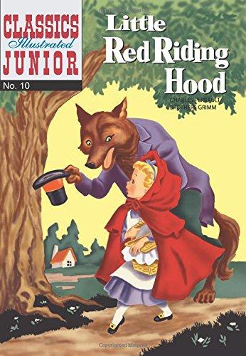 9781906814229: Little Red Riding Hood (Classics Illustrated Junior)