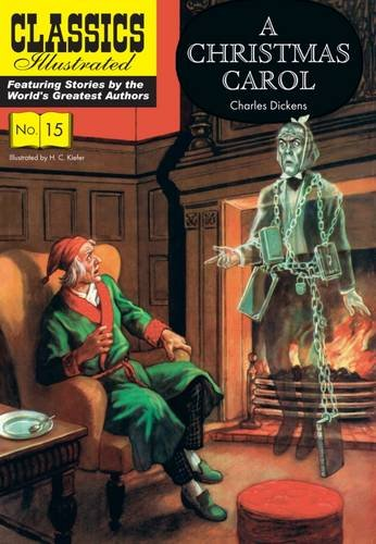 9781906814359: A Christmas Carol (Classics Illustrated)