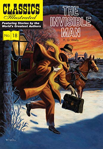 9781906814410: The Invisible Man (Classics Illustrated)