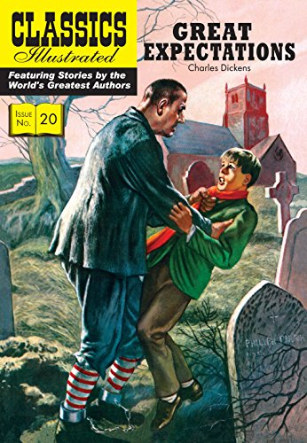 Great Expectations (Classics Illustrated No 20): Dickens, Charles