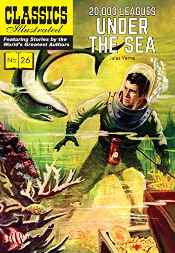 9781906814526: 20,000 Leagues Under the Sea (Classics Illustrated)